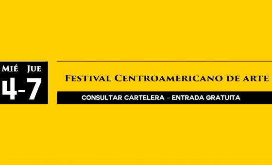 Inauguración Festival Centroamericano de Arte