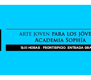 Arte Joven para Jóvenes Academia Sophía Ballet