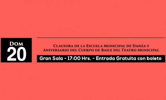 Aniversario del Cuerpo de Baile del Teatro Municipal de Quetzaltenango