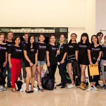 Xela dice Presente en el XXIV Encuentro Internacional de Academias de Ballet