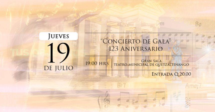Programa 123 Aniversario Teatro Municipal