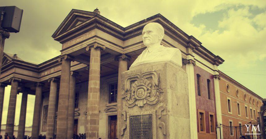 Proyecto de Restauración del Teatro Municipal de Quetzaltenango