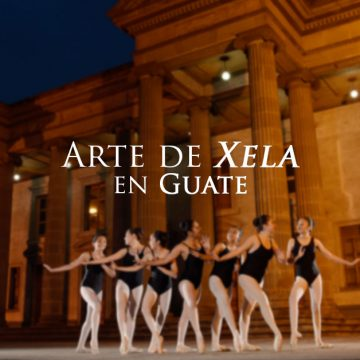 Arte de Xela en Guate