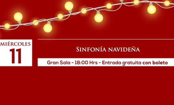 Sinfonía navideña