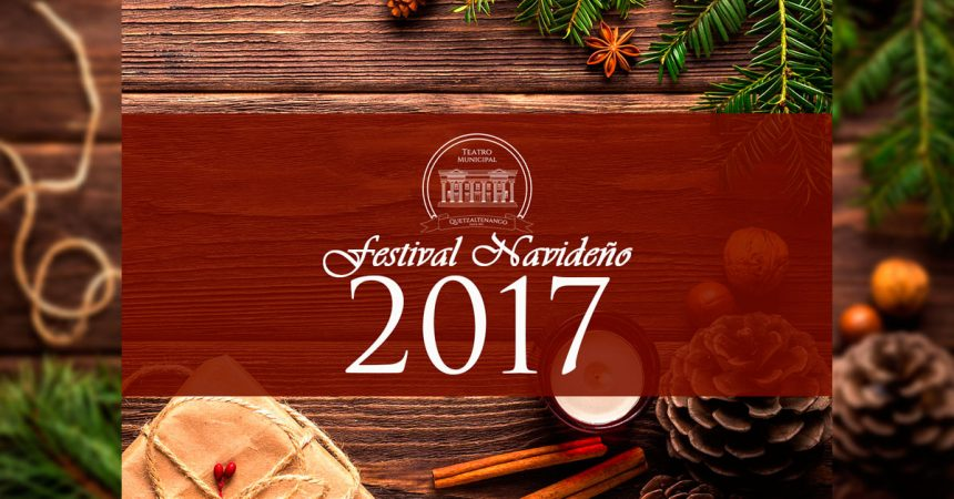 Programa Festival Navideño